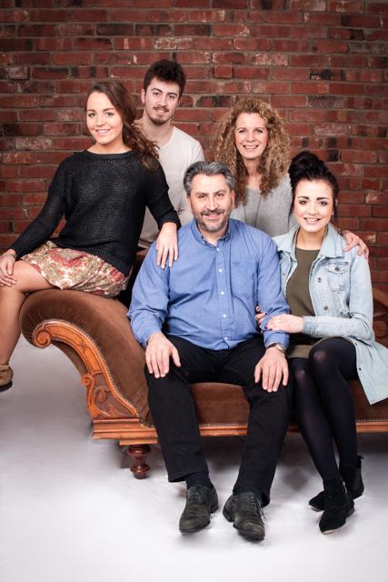 Family Portrait 02